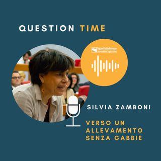 QT#13 Silvia Zamboni - Verso un allevamento senza gabbie