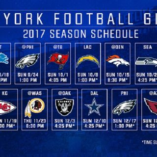 NYG Talk_EP283_Schedule Release #EliMadManning & Jerry Reese State of the NYGs