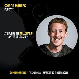 ¿ se puede ser MILLONARIO antes de los 30 ? 🤑 | EP20 - Emprende con Diego