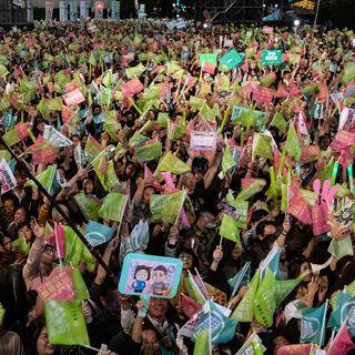 S03 E15 - Taiwan al voto, tra Pechino e Hong Kong