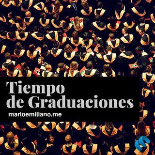 Podcast #003 'Marca Personal: Tiempo de Graduaciones'