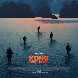 Screaming Boy EP 17 V 2.0:  Kong Skull Island, Monster Movies
