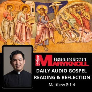 Friday of the Twelfth Week in Ordinary Time, Matthew 8:1-4