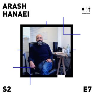 "Arash Hanaei | ""A suburb is an empty space for new ideas"""