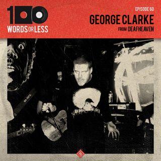 George Clarke from Deafheaven