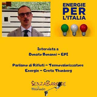 Intervista a Donato Bonani responsabile EPI Roma
