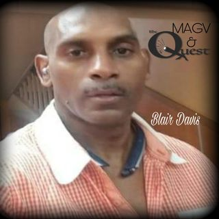 MAGV & Quest Nation. Blair Davis