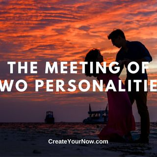 2339 The Meeting of Two Personalities