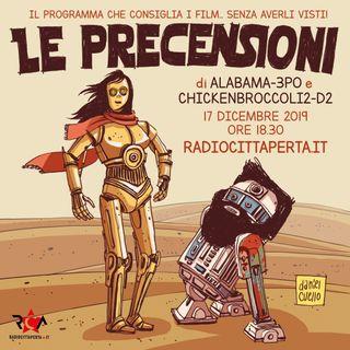 LE PRECENSIONI • S4E04 • 17 dicembre 2019
