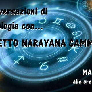 Conversazioni di Astrologia con Concetto Narayana Cammisa - 07/05/2019