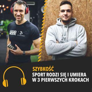 Bartosz Cierplikowski: Szybkość