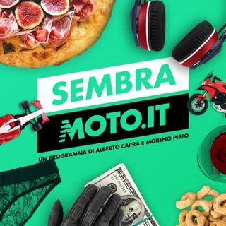Luca Salvadori in MotoE nel 2021? + VICKY PIRIA con Ray Banhoff e Giulia Toninelli