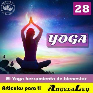 Yoga Herramienta De Bienestar