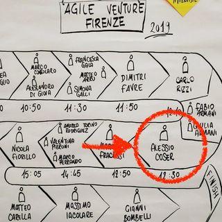 Agile Venture Firenze - Intervista ad Alessio Coser