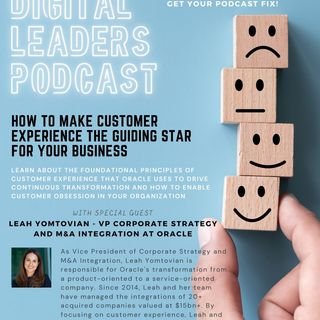 EP 5 - How to make customer experience the guiding star for your business