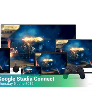 Special 343: Google Stadia Connect