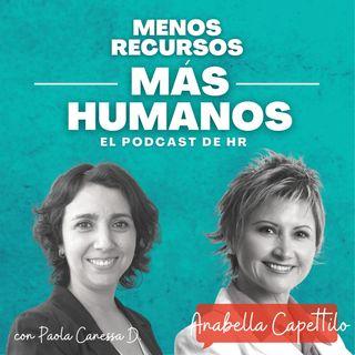 Ep. 9 T1 con Anabella Capetillo: Diversidad e Inclusión, la tarea urgente.