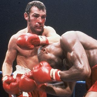 Minter vs Hagler
