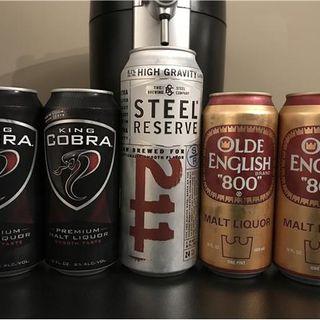 Ye Olde King English Cobra 800