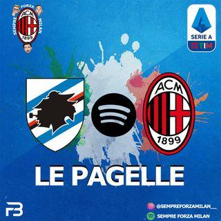 SAMPDORIA-MILAN 0-1 | PAGELLE