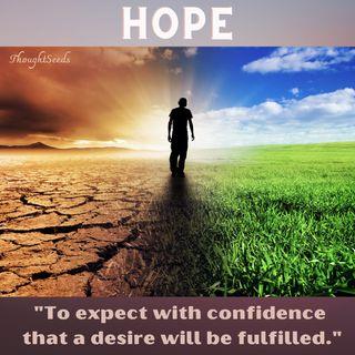 Episode 146: Hope, Part 1
