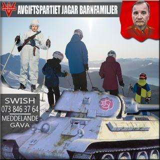 AVGIFTSPARTIET JAGAR BARNFAMILJER
