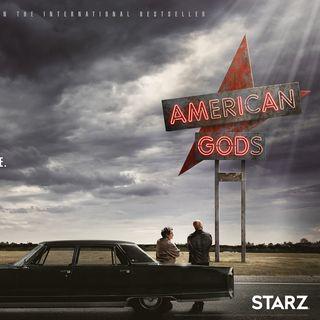 American Gods - Monkey Bros Show