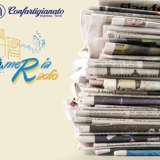 Buongiorno Ameria Radio - Rassegna Stampa del 19 Aprile 2021
