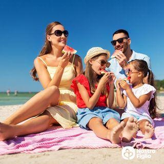 Qual è la giusta alimentazione per bambini e ragazzi in vacanza