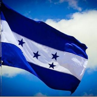 Honduras. La Bandera Nacional