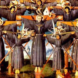154 - San Paolo Miki, il martire del Sol Levante