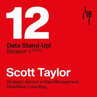 Scott Taylor : Strategic Advisor · MetaMeta Consulting // Bedrock @ LAPIPA_Studios