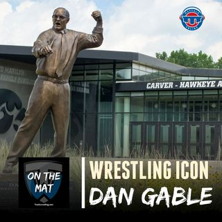 Dan Gable goes On The Mat - OTM597