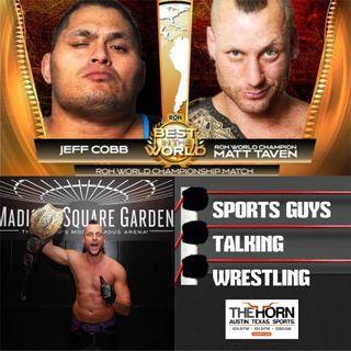 Matt Taven ROH BITW 6-2019