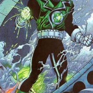 Green Lantern- Guy Gardner