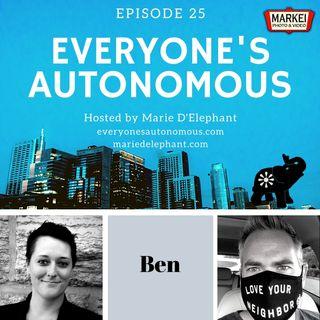 Episode 25: Ben