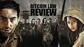 Bitcoin Law Review - Telegram, Kik, Tezos & More