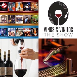 VINOS & VINILOS THE SHOW 10/15/2020