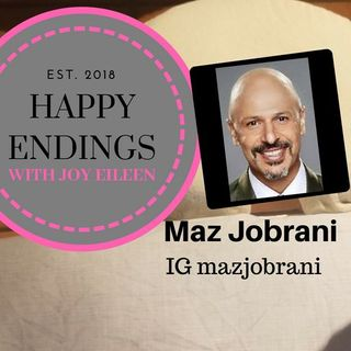 Happy Endings with Joy Eileen: Maz Jobrani