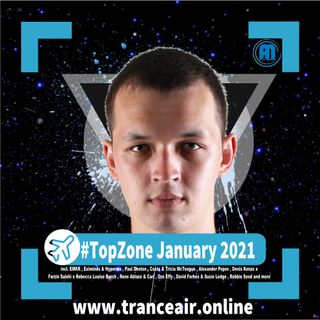Alex NEGNIY - Trance Air #479 - #TOPZone of JANUARY 2021