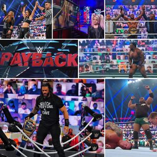 Jim Reviews WWE Payback - August 31, 2020