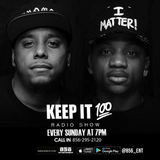 KEEP IT 100 RADIO SHOW S3:25- Interview with Maxout Mark