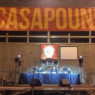"""Festa CasaPound a Chianciano """"Antigender, reazione o rivoluzione?"""" Con Mario Adinolfi e Simone Di Stefano. Audio incontro"""