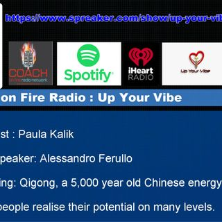 Alessandro Ferullo-a joyful, healthy life with QiGong