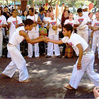 El círculo de capoeira, símbolo de la identidad de Brasil