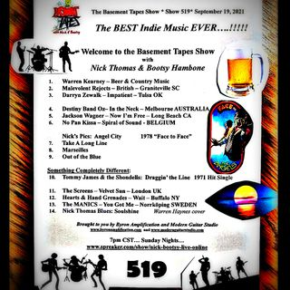 The Basement Tapes with Nick & Bootsy #519