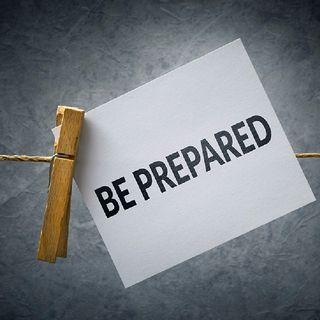 Episode 002 - The Principle of Be Prepared