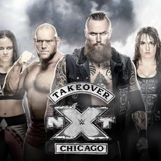NXT Takeover Chicago Review and This Week in Wrestling!