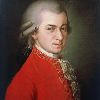 I Notturni di Ameria Radio del 24 gugno 2021 - Musiche di W. A. Mozart
