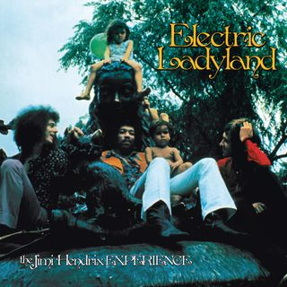 Jimi Hendrix Celebrates The 50th Anniversary Of Electric Ladyland